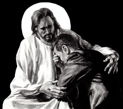 молитвы перед исповедью и причащением