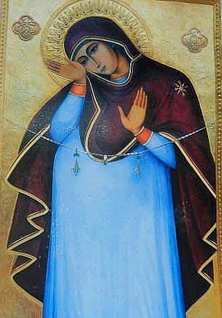 Молитва богородице о сохранении беременности